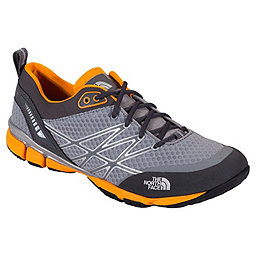 The North Face Ultra Kilowatt Trail Running Shoe - Men's, Griffin Grey-Zinnia Orange, 256