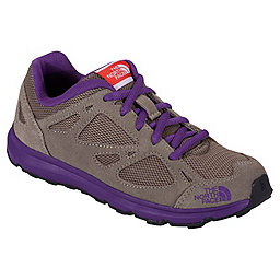 The North Face Venture Girls Shoe - Girls', Cub Brown-Pixie Purple, 256