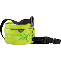 Arc'teryx Aperture Chalk Bag - Small, Titanite-Pegasus, 256