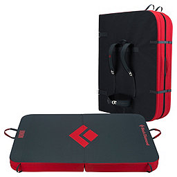 Black Diamond Mondo Crash Pad, Fire Red, 256