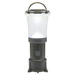 Black Diamond Orbit Lantern, Matte Black, 256