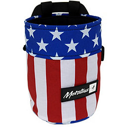 Metolius Uncle Sam Chalk Bag, Stars n Bars, 256