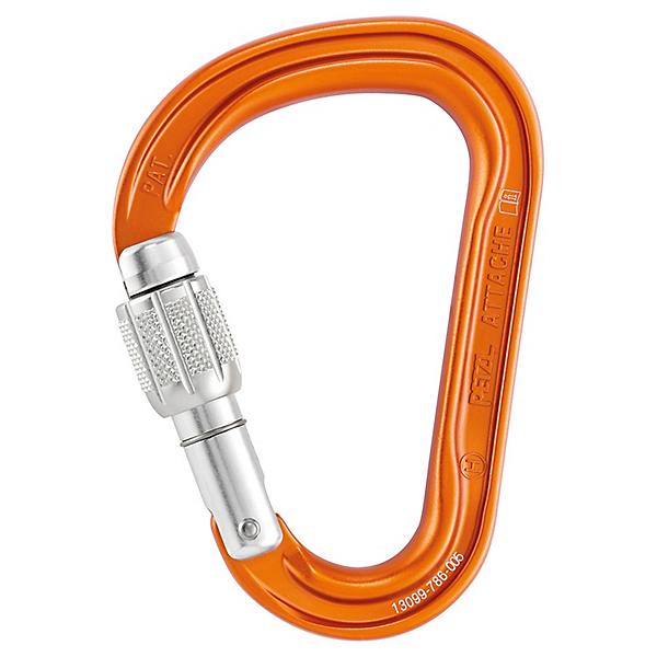 Petzl Attache 3D SL Locking Carabiner, , 600