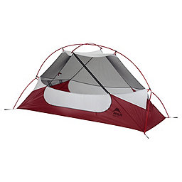 MSR Hubba NX 1 Person Tent, Red, 256
