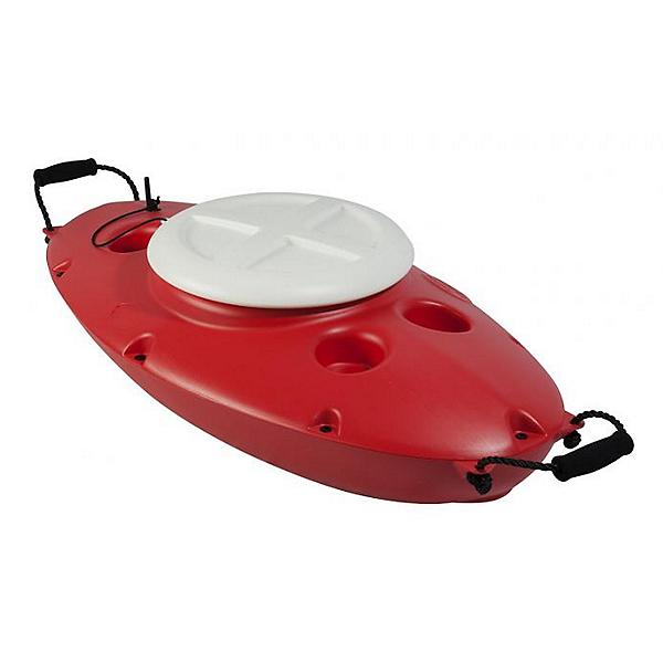 CreekKooler Floating Cooler- 30 Quart, Red, 600