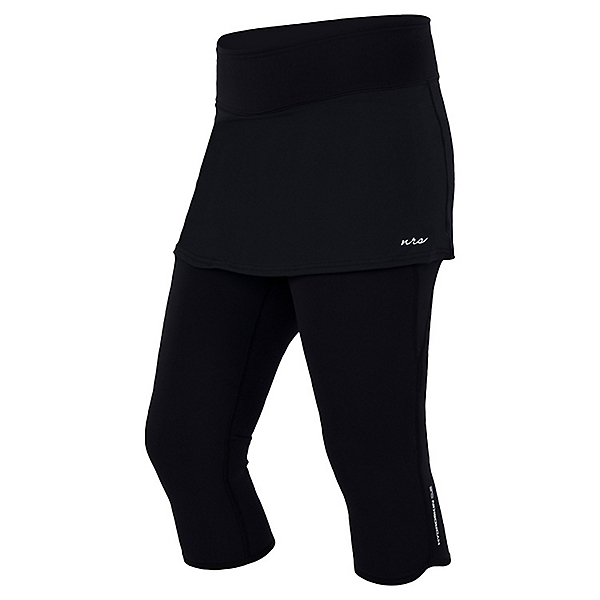NRS HydroSkin 0.5 Capris with skirt - Women's, , 600