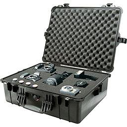 NRS Pelican Case Dry Box 1600, Silver, 256