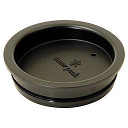 Snow Peak Thermal Lid 450 for Double Wall Cup, Black, 256