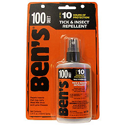 Accessories Ben's 100 MAX 3.4oz Pump, , 256