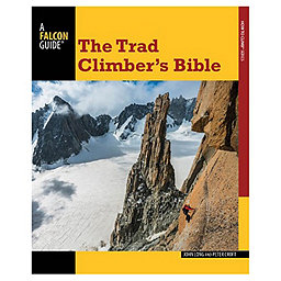 Independent Authors Globe Pequot-The Trad Climber's Bible-Signed, , 256