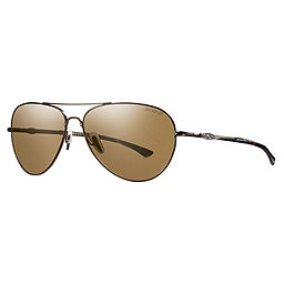 Smith Audible Sunglasses, Matte Brown-Polar Brown, 256