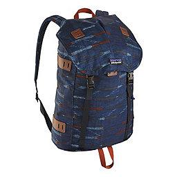 Patagonia Arbor Pack 26 Daypack, Elwha Ikat - Navy Blue, 256