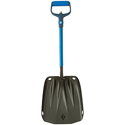 Black Diamond Evac 9 Shovel, Ultra Blue, 256