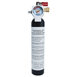 Backcountry Access Float Refillable Cylinder, Black Empty, 256