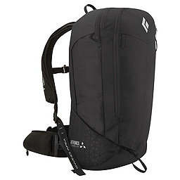 Black Diamond Halo 28 JetForce Backpack, Black, 256