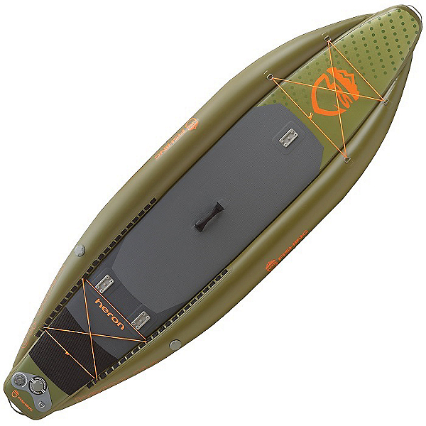 NRS Heron Fishing Inflatable SUP Board, , 600