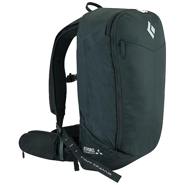 Black Diamond Pilot 11 JetForce Backpack, Black, 600