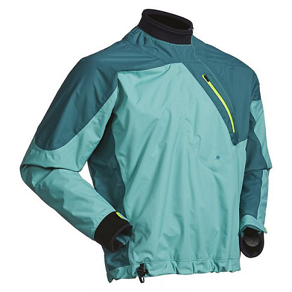 Immersion Research Long Sleeve Zephyr Jacket Agate Green - M, Agate Green, 600