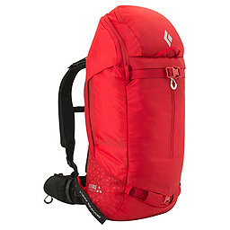 Black Diamond Saga 40 JetForce Backpack, Fire Red, 256