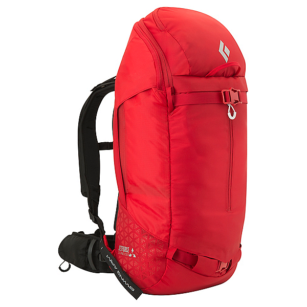 Black Diamond Saga 40 JetForce Backpack - S-MD/Fire Red, Fire Red, 600