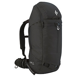 Black Diamond Saga 40 JetForce Backpack, Black, 256