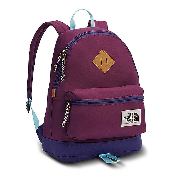 The North Face Mini Berkeley Backpack, Amaranth Purple/Nimbus Blue, 600