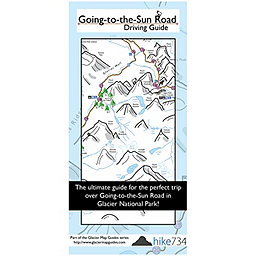 Independent Authors Going-to-the-Sun Road Driving Guide, , 256