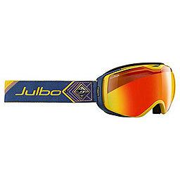 Julbo Universe Goggles, Yellow-Blue w Fire Snow Tiger, 256