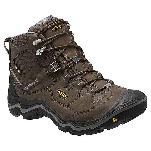 KEEN Durand Mid WP Boot - Men's - 15/Cascade Brown-Alaskan Blue, Cascade Brown-Alaskan Blue, 600