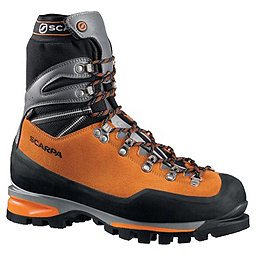 Scarpa Mont Blanc Pro GTX Boots - Men's, Orange, 256