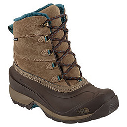The North Face Chilkat III Boot - Women's, Cub Brown-Mediterranea Green, 256
