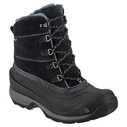 The North Face Chilkat III Boot - Women's, TNF Black-Zinc Grey, 256