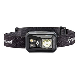 Black Diamond ReVolt Headlamp, Black, 256