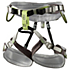Warden Harness Gray/Green MD