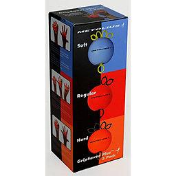 Metolius GripSaver Plus 3 pack, Blue-Red-Orange, 256