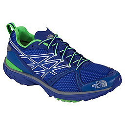 The North Face Single-Track Hayasa II - Men's, Honor Blue-Power Green, 256