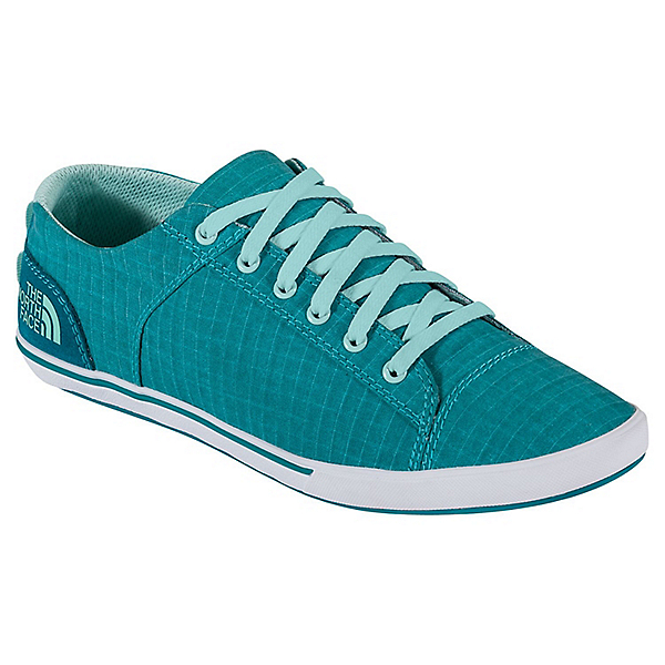 The North Face Base Camp Lite Sneaker - Women's, Jaiden Green-Beach Glass Green, 600