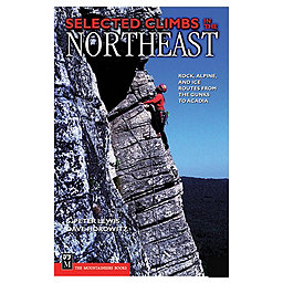 The Mountaineers Books Selected Climbs in the Northeast, , 256
