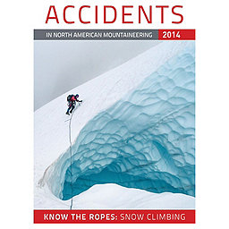 The Mountaineers Books Accidents in Mountaineering 14, , 256