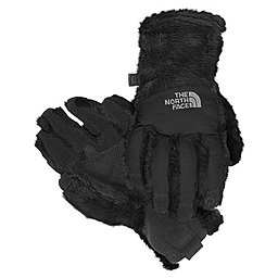 The North Face Denali Thermal Etip Glove - Girls', TNF Black, 256