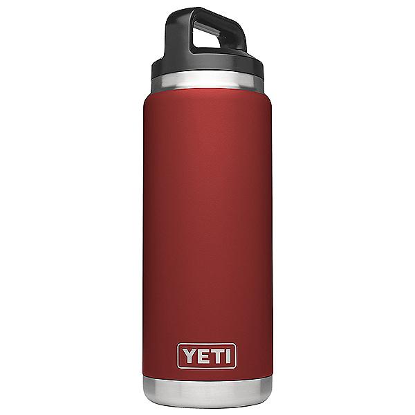 Yeti Rambler Bottle 26 oz., Brick Red, 600
