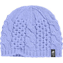 The North Face Cable Minna Beanie - Youth, Dynasty Blue, 256