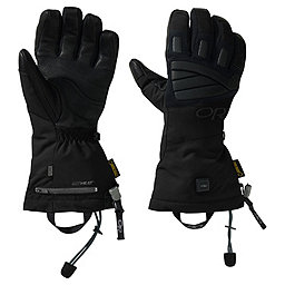 Outdoor Research Lucent Heated Gloves, Black, 256