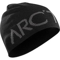 Arc'teryx Word Head Toque, Black-Iron Anvil, 256