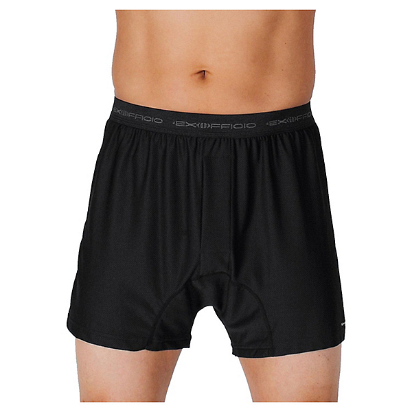 Ex Officio Give-N-Go Boxer - Men's, Black, 600