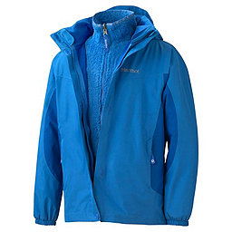 Marmot Northshore Jacket - Girls', Blue Bay-Gem Blue, 256