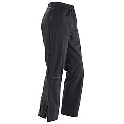 Marmot Precip Full Zip Pant Short - Men's, Black, 256