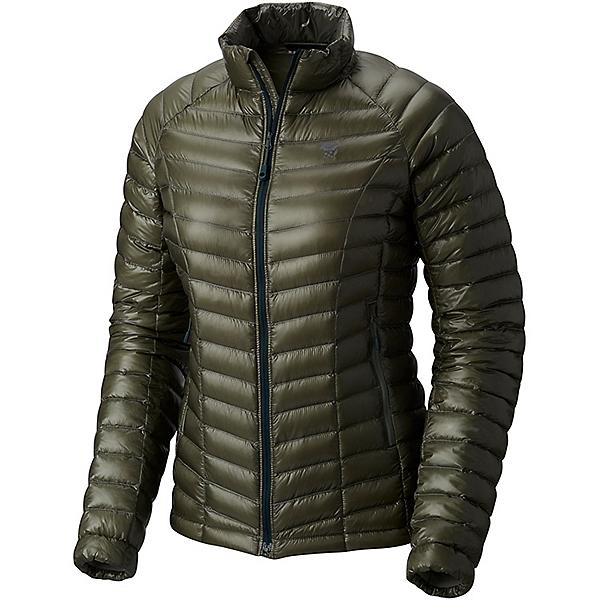 Mountain Hardwear Ghost Whisperer Down Jacket - Women's - LG/Green Fade, Green Fade, 600