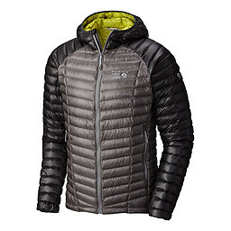 Mountain Hardwear Ghost Whisperer Hooded Down Jacket - Men's, Manta Grey, 256