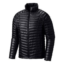 Mountain Hardwear Ghost Whisperer Jacket - Men's, Black-Black, 256